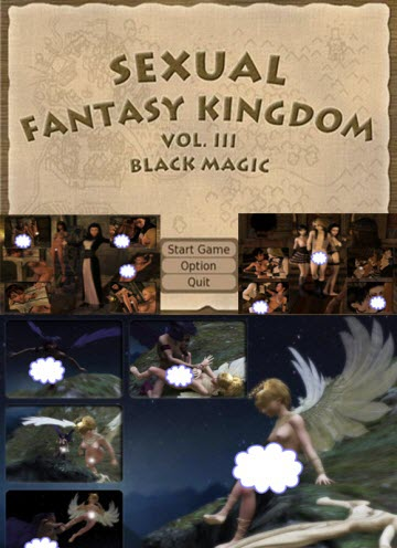 Sexual fantasy kingdom 3